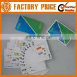Promotional Logo Printed Customize Playing Card for Promotion and Sale