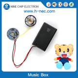 Audio sound module pre-record voice box for toy