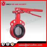 Fire Control Valve Signal Butterfly Valve