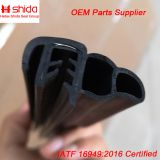 Custom EPDM Rubber Seals for Heavy Truck OEMs Truck Door Seals Automotive OEM Weatherstrips China Manufacturer IATF 16949:2016