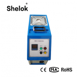 Reference portable dry block temperature calibrator for temperature sensor