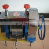 hot sell hand rolling stainless steel manual sugarcane juicer/manual sugarcane juice extractor