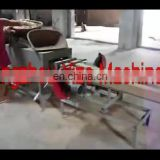 High efficiency wood sawdust block making machine plywood hot press machine