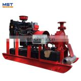 20hp diesel engine fire pump for fire fighting