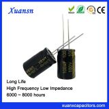 Power Part 8000hrs Electrolytic Capacitor 100UF100V