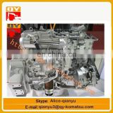 Complete Excavator Engine 4HK1 Used diesel engine assy