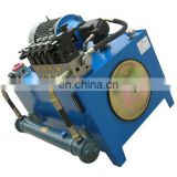 small hydraulic pump Portable electric hydraulic post tension oil pump hydraulic power unit