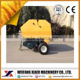 2014 China factory for farm tractor 25-80 hp 850/870/910 mini round hay baler