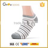 Stripe mens custom logo sport socks cycling socks with logo,Factory price Wholesale with High quality