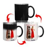 11oz Sublimation Colour Change Mug Heat Sensitive Mugs                                                                         Quality Choice