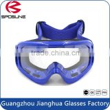 Hot sale high quality wholesale swim goggles anti fog safety motorcycle goggles with price