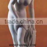 Fiberglass Nude Female Sculpture