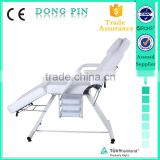 white metal type massage bed for facial treatment                                                                         Quality Choice