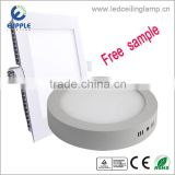 No Driver 12v DC led light panel, Shenzhen led panel light price,surface mounted led panel light