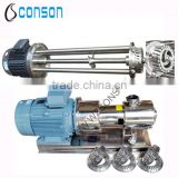 Stainless steel emulsifying high shear rotor stator mixer                                                                         Quality Choice