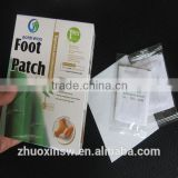 Wholesale detox foot patches with CE