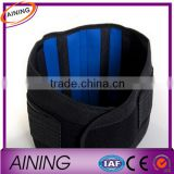 Blue and Black High Qualtiy Lumbar Support