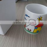 11oz ceramic advertising cup