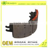 wheel hebei products brake shoe / trucks and trailers brake shoe / brake lining brake shoes