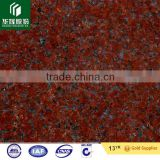Natural Polished Granite Slab india red Kitchen Countertop, tiles