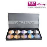 20 Color baked eyeshadow palette