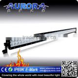 AURORA IP69K E-MARK high quality 50inch 500W offroad led light bar                                                                         Quality Choice