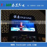 Alibaba wholesale p8 outdoor advertising led screen panel 256mmx128mm smd3535 rgb led panel