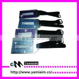 Luggage tags with crystal hot selling