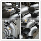 Titanium Pipe Fittings from Baoji in China