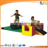 Newly slick indoor baby indoor playground soft play area room