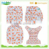 baby products 2016 reusable waterproof fiber bamboo organic cloth diapers wholesale                                                                                                         Supplier's Choice
