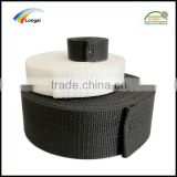 top quality Black/White polyester webbing tape for garment use