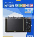 LCD Protector For Nikon JJC LCP-S6800 Guard Film Protector For Camera PET Screen Protector