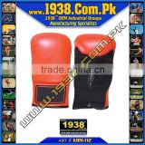 Boxing punching gloves mitts made of pu, kick boxing gloves