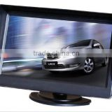 4.3 inch tft lcd rear view mirror lcd monitor with AV input