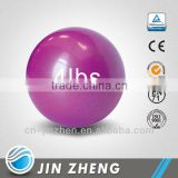 medicine ball sand filled weight ball soft pvc filled hand weight ball