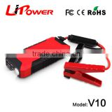 Multi-function Vehicle Car Jump Starter Power Bank Car Battery Charger Emergency Kit for Cell Phone