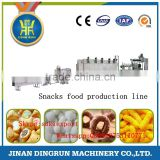 SLG 70 Corn rings snack food equipment puffs snack food extruder machine                                                                                                         Supplier's Choice