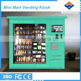 Hot pizza cake bread food community vending machine
