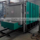 Large capacity heating element furnace for large parts