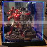 New product acrylic portable led light display case portalbe led light display case                                                                         Quality Choice