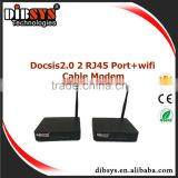 iptv & tv broadcasting system cable modem docsis 2.0 Coax Over Ethernet