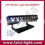 Led Matrix Blinder Light Led For Stage LED Blinder Light Bar (RGBWY)