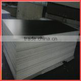 cheap price black melamine faced Particle Board 15mm/16mm/18mm/20mm for furniture or construction