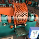 Hot china products waste tire recycling plants with full automatic processing system / used tyre shredder machine