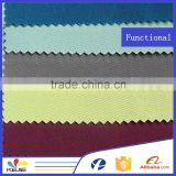 oekotex100 cotton Flame prevention antiUV twill multi function fabric for outdoor clothing