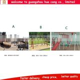 High quality outdoor playground equipment professional kids play outdoor swing set