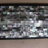 black sea mother of pearl mop mosaics tiles indoor decoration