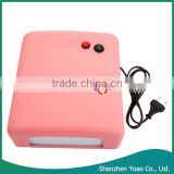Hot Sale CE Certified Professional 36W Nail Art Gel Curing UV Lamp Nail Dryer