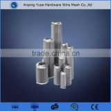 Hydraulic pump oil filter cartridge element